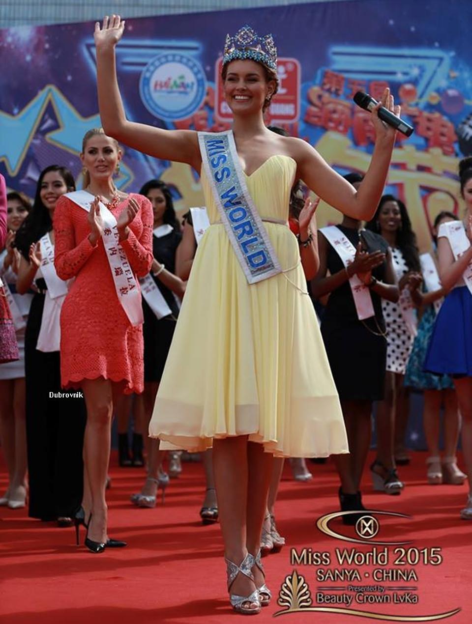 rolene strauss, miss world 2014. - Página 13 Wlznno10