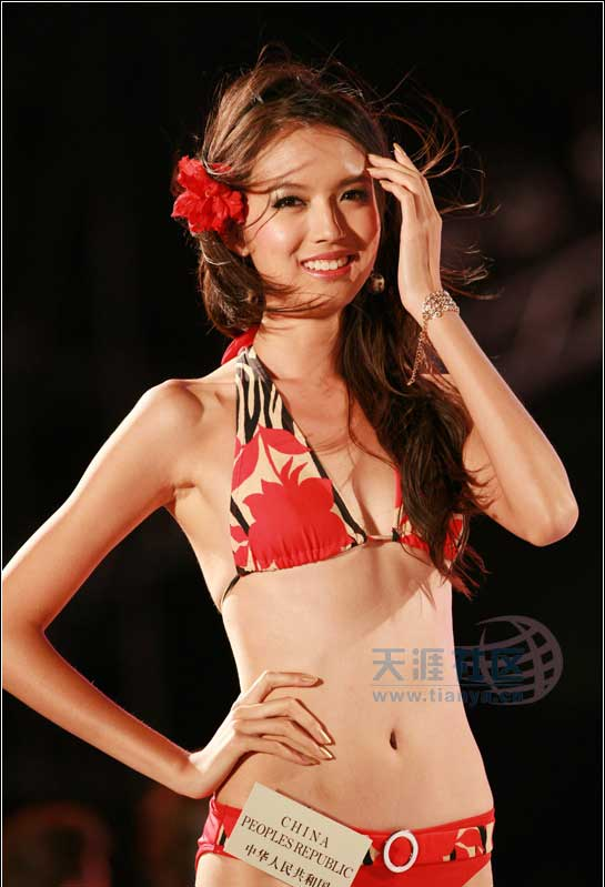 zilin zhang, miss world 2007. - Página 5 Zhangz17