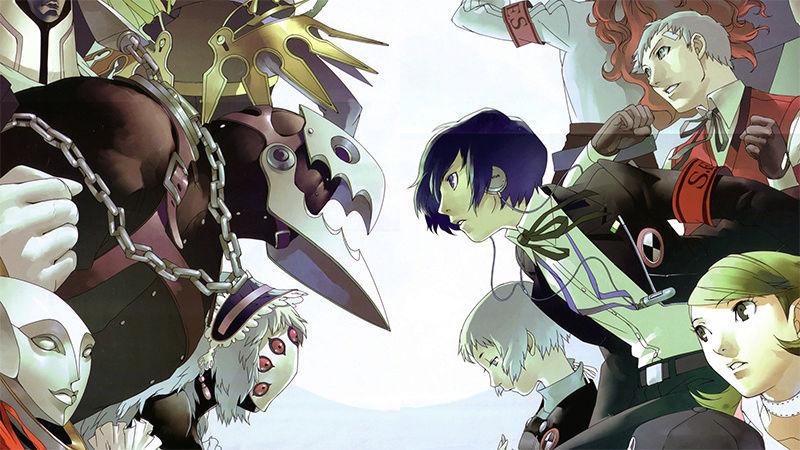 Shin Megami Tensei: Persona - ペルソナ Person22