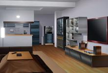 Appartement de Liam Renard