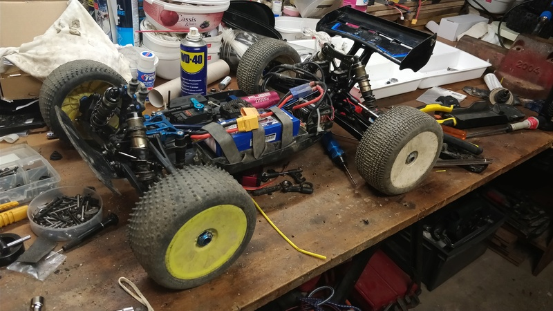 Mes Team Associated RC8Te & SC8e & RC8Be - Page 4 Img_2055