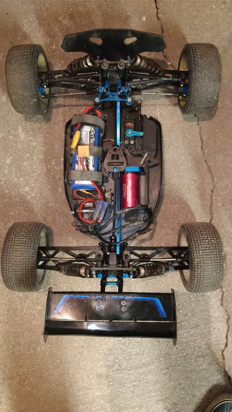 Mes Team Associated RC8Te & SC8e & RC8Be - Page 4 Img_2057