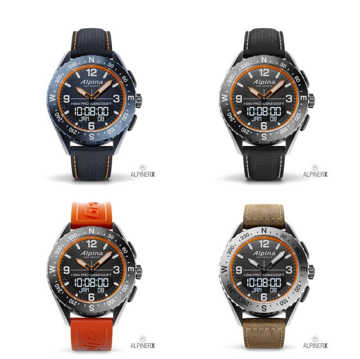 AlpinerX : Nouvelle smartwatch d'Alpina avec lancement Kickstarter - Page 2 Alpine15
