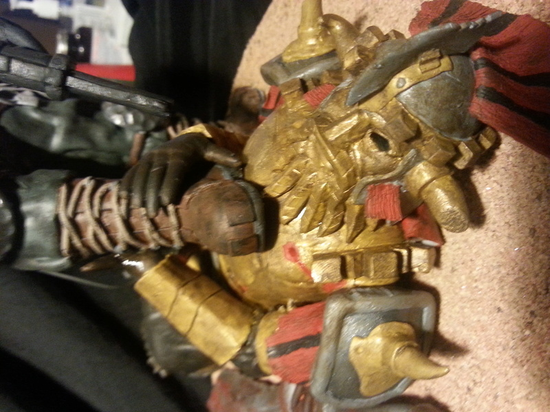 Fallout sculptures and other art I've made 20150212