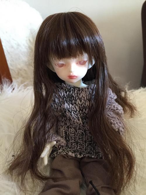 """[V] wig 6"""" à 8"""" + yeux 12/14mm 47577910"""