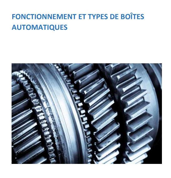 FONCTIONNEMENT ET TYPES DE BOÎTES AUTOMATIQUES Captur13