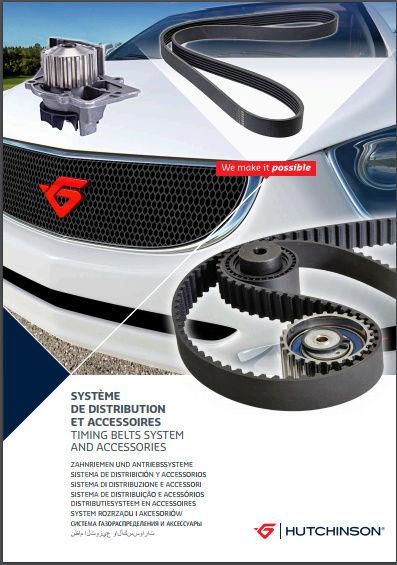 Hutchinson cataloge système de distribution et accessoires  Captur18