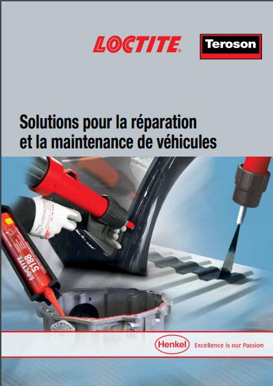 Solutions pour la réparation et la maintenance de véhicules  Captur30