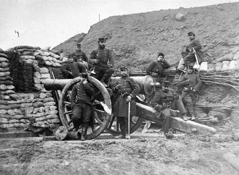 Identification étui arme de poing - photographie 1870/71 Soldat10