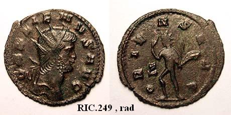 Antoninien Gallien Ric_0211