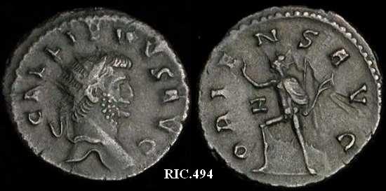 Antoninien Gallien Ric_0410