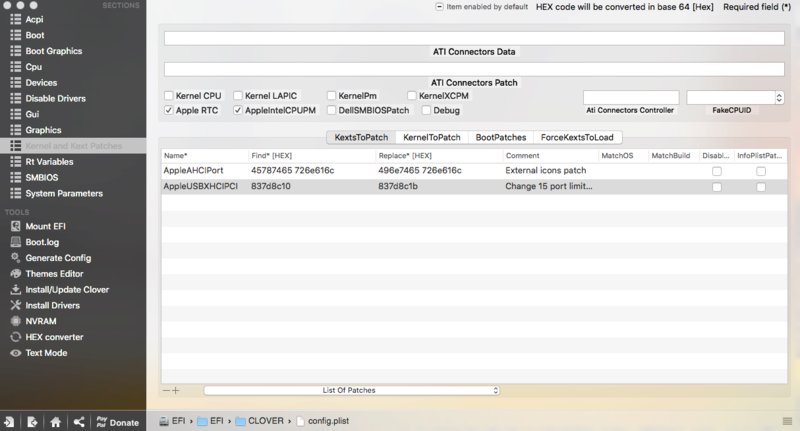 [Résolu] High Sierra 13.12.2 7170XP-SLI USB 3 ne fonctionne pas Captur12