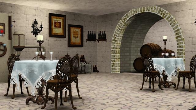 Galerie de Ptitemu : quelques maisons. - Page 25 Cave10
