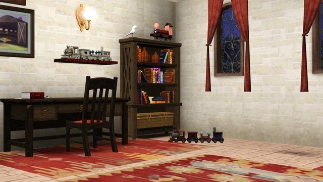 Galerie de Ptitemu : quelques maisons. - Page 25 Chambk10