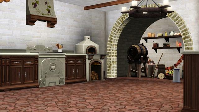 Galerie de Ptitemu : quelques maisons. - Page 25 Cuisin15