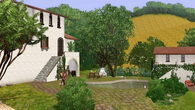 Galerie de Ptitemu : quelques maisons. - Page 25 Jardin12