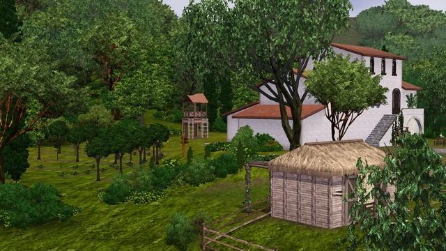 Galerie de Ptitemu : quelques maisons. - Page 25 Jardin14