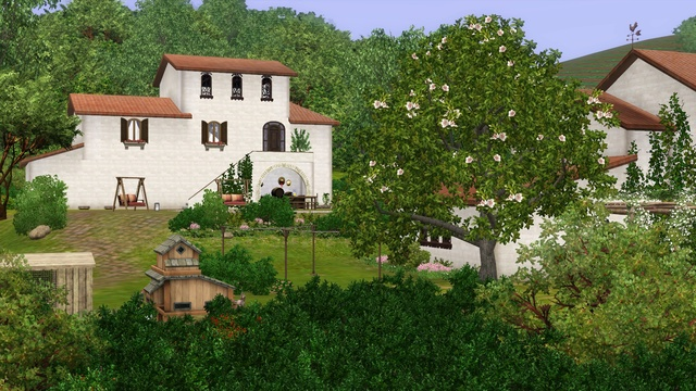 Galerie de Ptitemu : quelques maisons. - Page 25 Jardin15