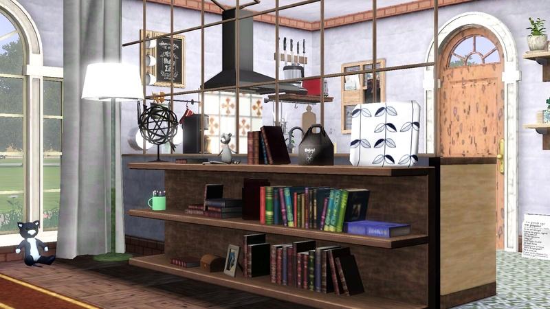 Galerie de Ptitemu : quelques maisons. - Page 24 Salon111
