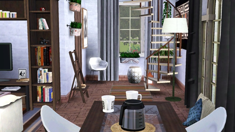 Galerie de Ptitemu : quelques maisons. - Page 24 Salon410