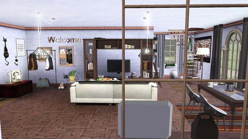 Galerie de Ptitemu : quelques maisons. - Page 24 Salon610