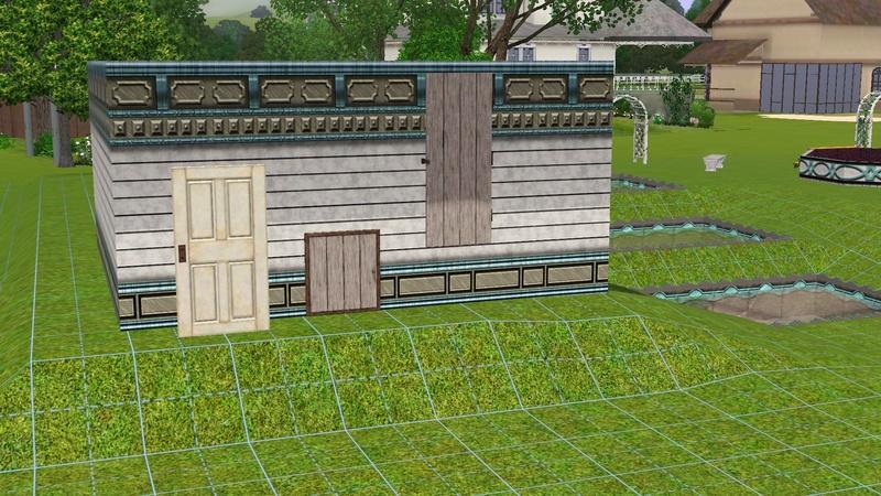 [Non Résolu][Sims 3] Recherche portes décoratives Screen11