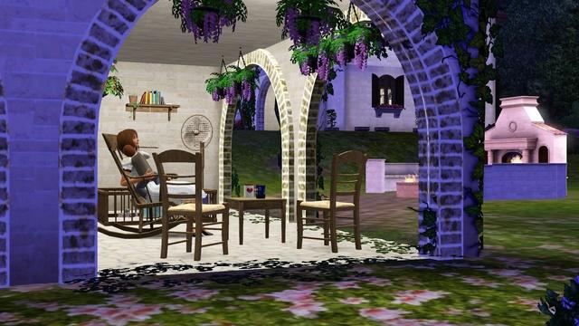 Galerie de Ptitemu : quelques maisons. - Page 25 Verand10