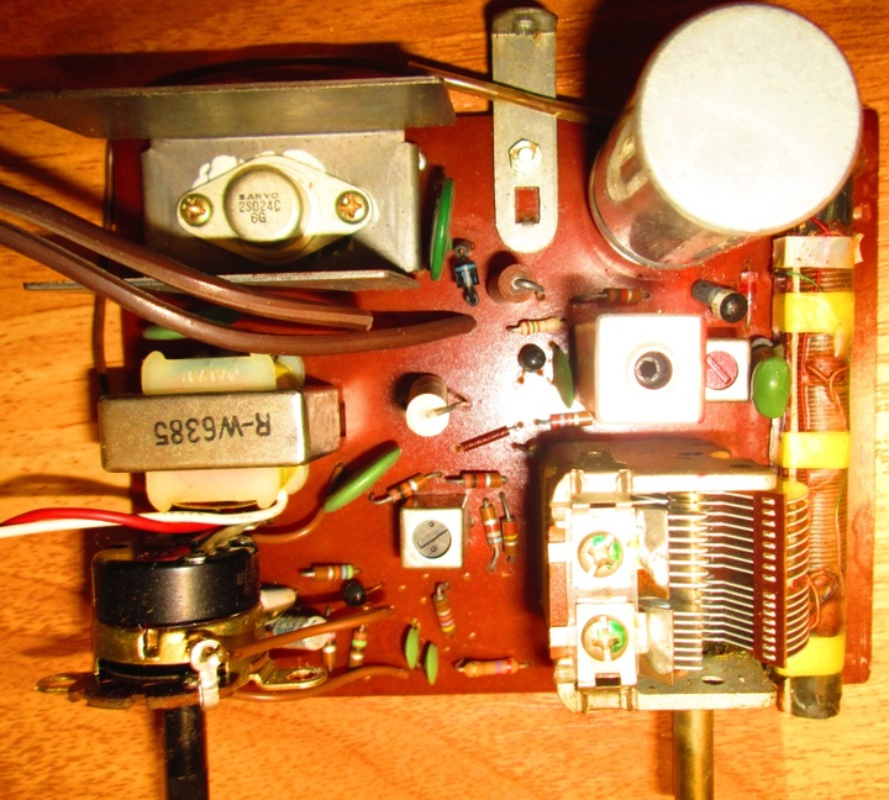 Зарубежные бытовые радиоприёмники 7_ozdi10