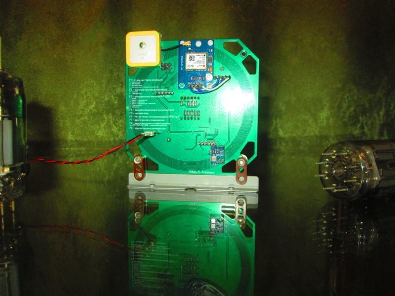 """GPS часы """"Меркурий-402А"""" Img_0713"""