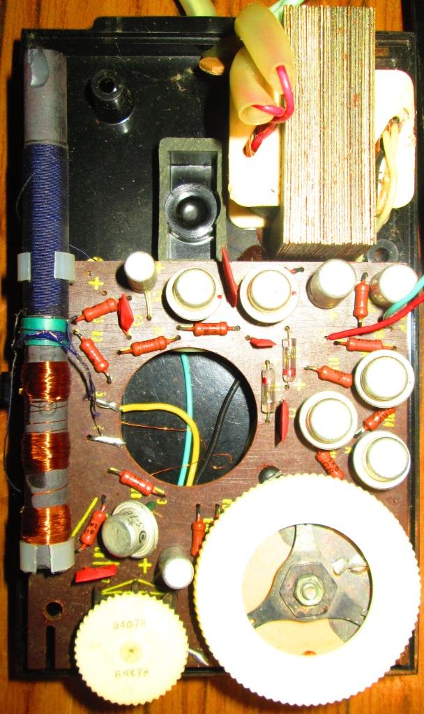 Бытовые радиоприёмники СССР - Страница 4 Ozdiea88