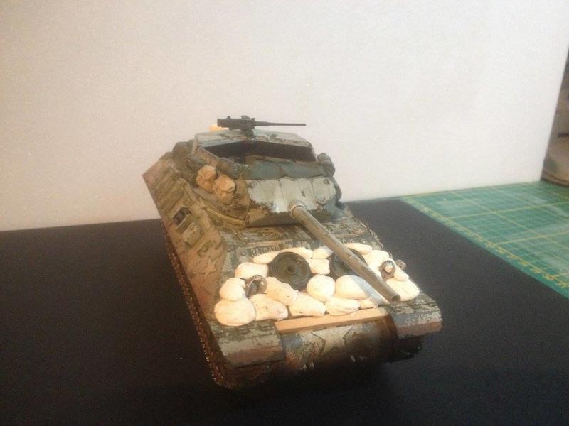 M10 camo  hiver bastogne 24068610