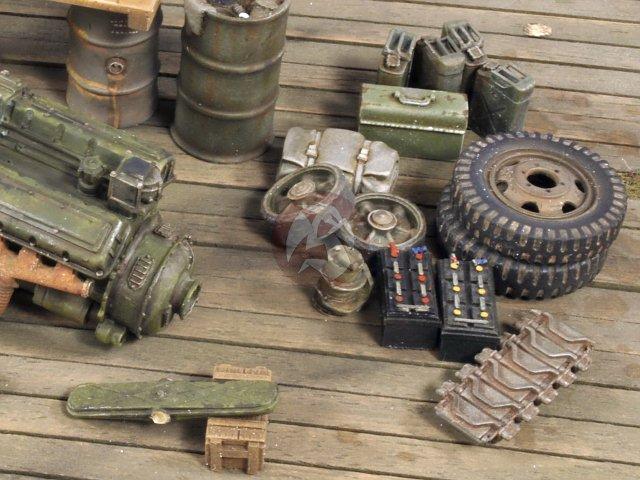M10 camo  hiver bastogne 2781-510