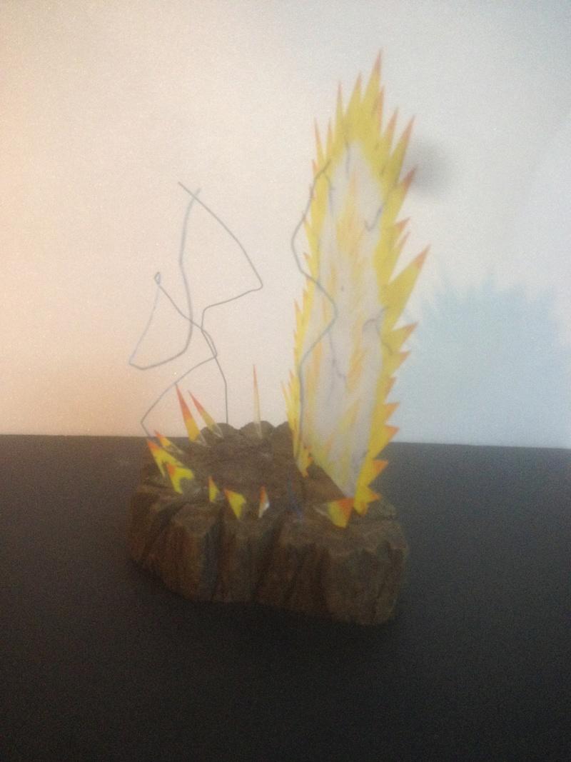 dbz  sangohan ssj2 diorama Img_1971
