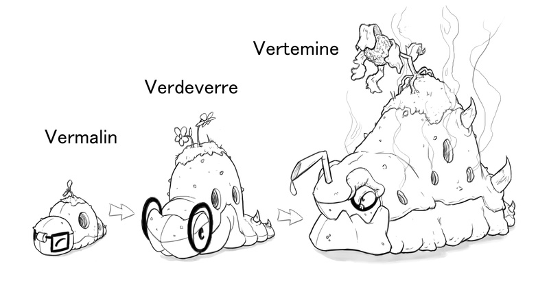 IM Challenge Nov17 – Les créatures du jeu Magaïa Vertmi15
