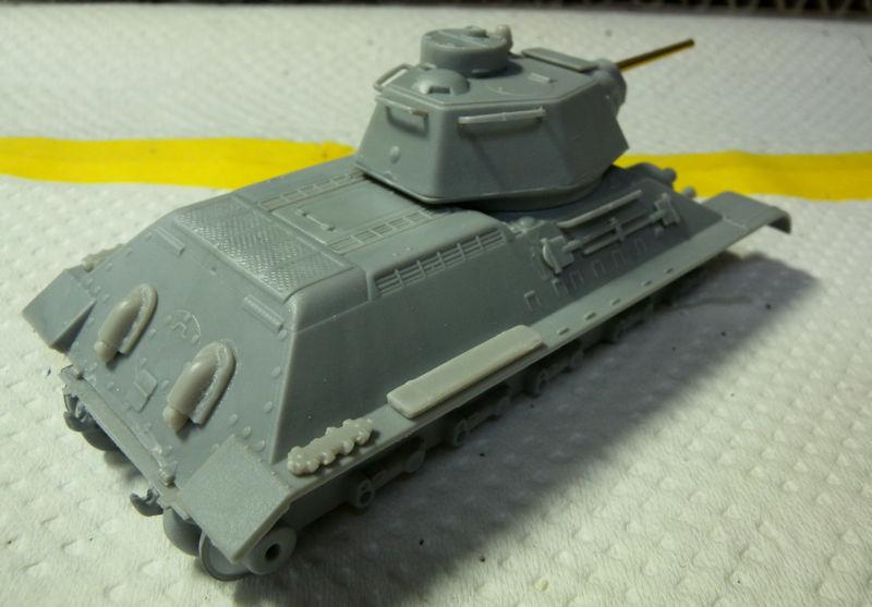 Community Build #25 - Armoured Fighting Vehicles of WW2, European Theatre Dscn7710