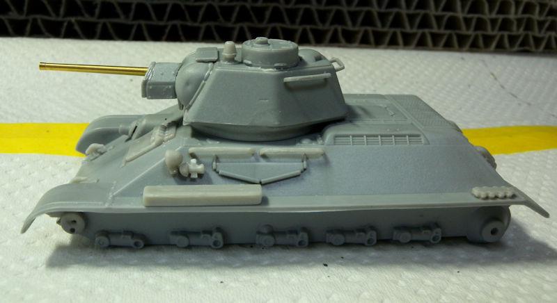 Community Build #25 - Armoured Fighting Vehicles of WW2, European Theatre Dscn7711