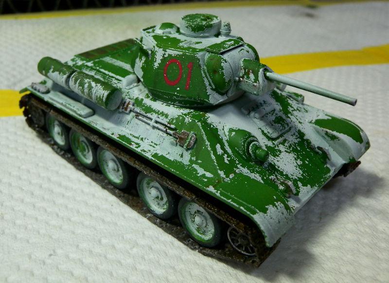 Community Build #25 - Armoured Fighting Vehicles of WW2, European Theatre Dscn7820