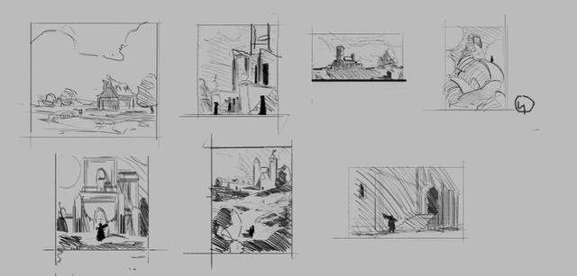 Les gribouilles d'Atna: objectif landscape et persos - Page 40 Sans-t10