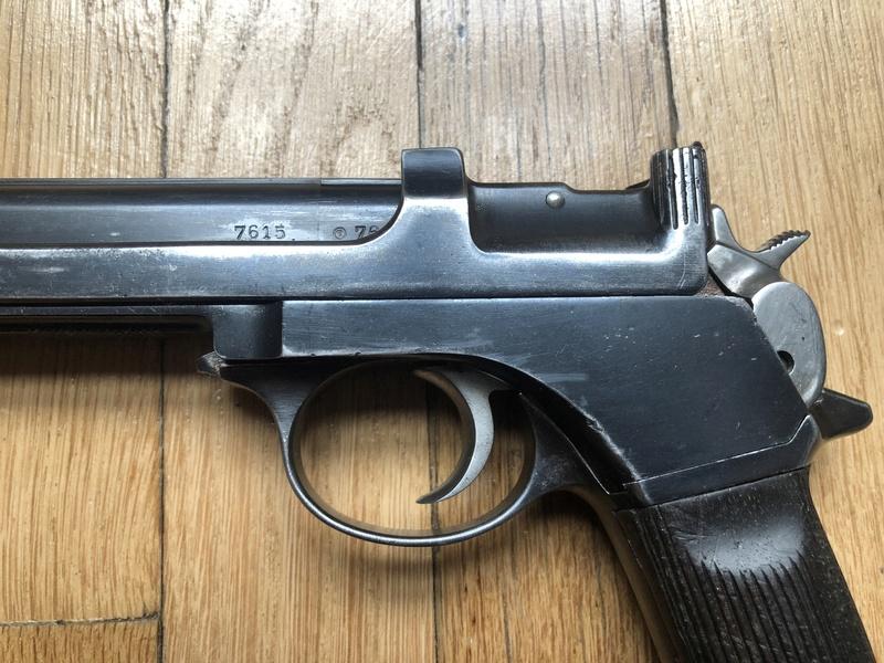 Pistolet Mannlicher M. 1905 Argentin - Page 3 Img_6610