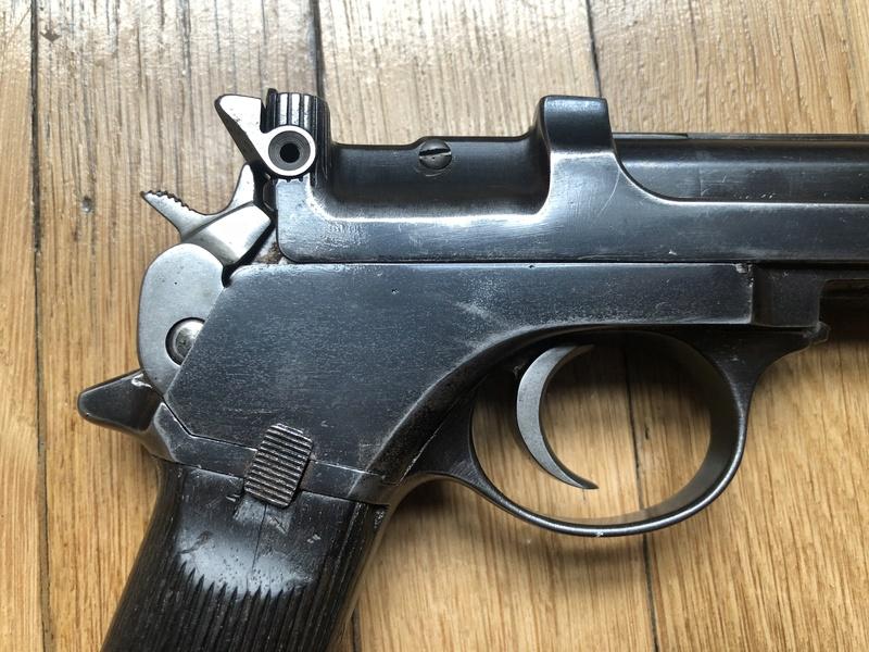 Pistolet Mannlicher M. 1905 Argentin - Page 3 Img_6611