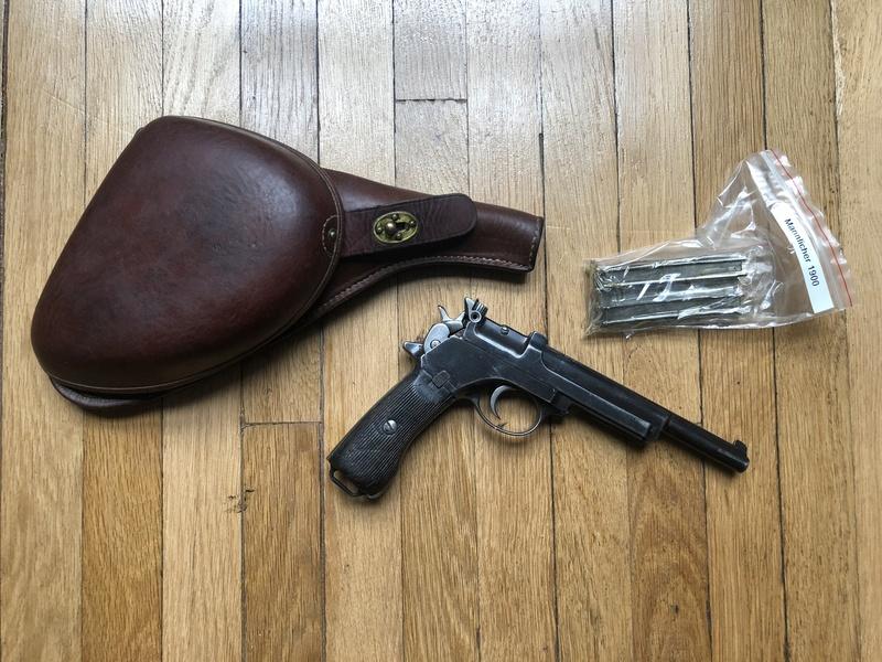 Pistolet Mannlicher M. 1905 Argentin - Page 3 Img_6614