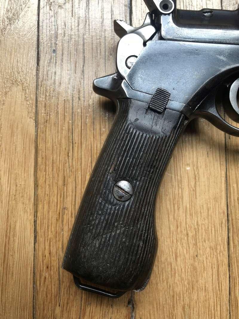 Pistolet Mannlicher M. 1905 Argentin - Page 3 Img_6615