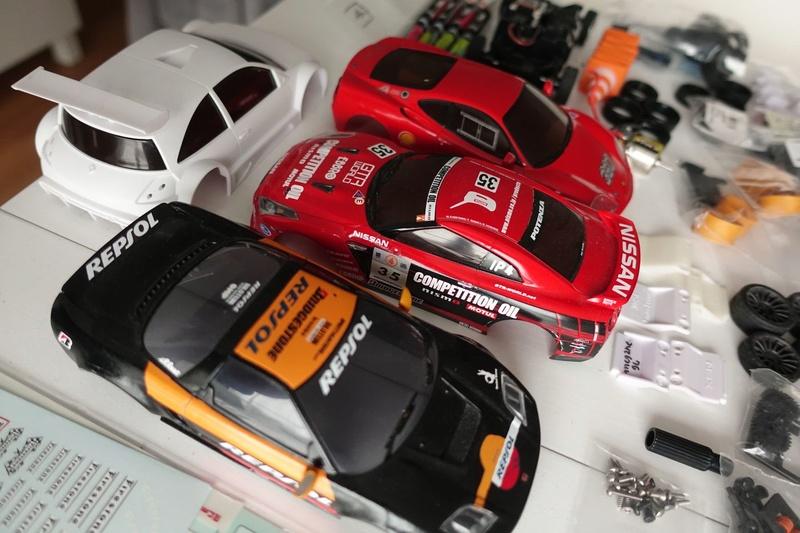 [Vendue] Lot AWD MA-015  spécial Drift Dsc01315