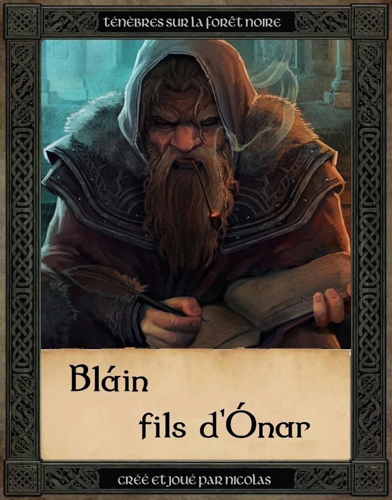 Bláin, fils d'Ónar et Munrac Blain11
