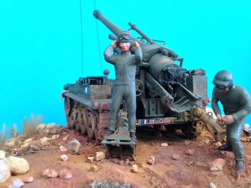 AMX 13/155  Maque155