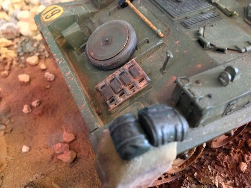 AMX 13/155  Maque157