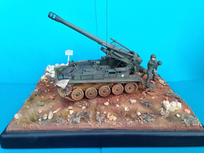 AMX 13/155  Maque159
