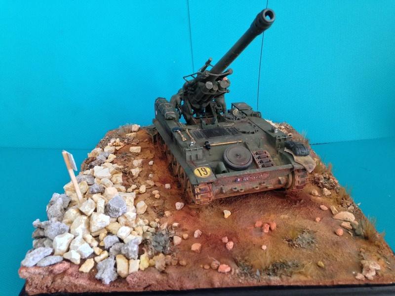 AMX 13/155  Maque160