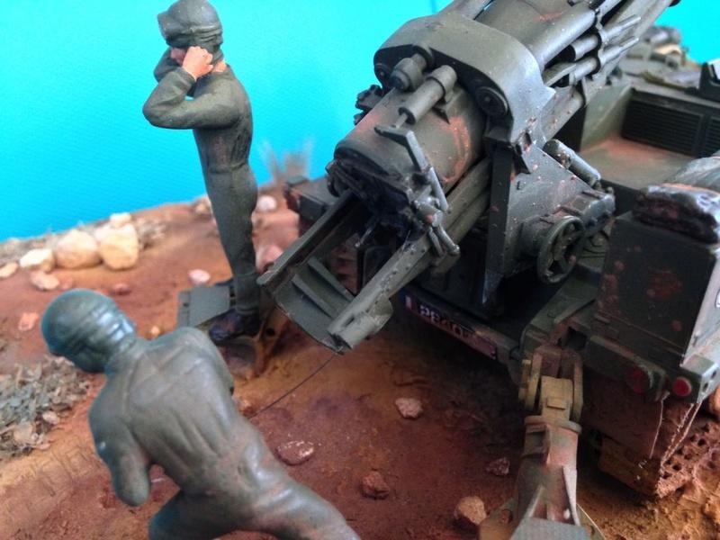 AMX 13/155  Maque162