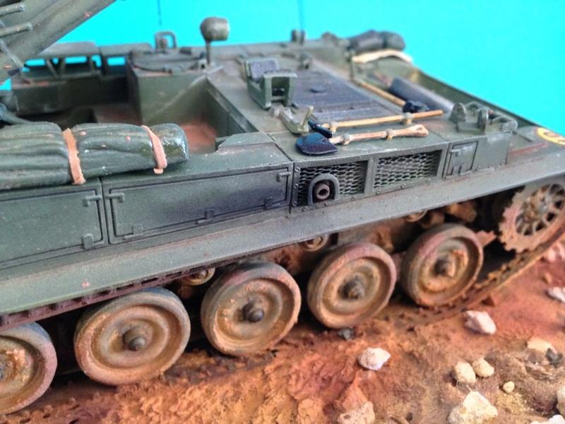 AMX 13/155  Maque163